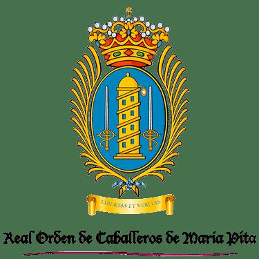 Real Orden de Caballeros de Marìa Pita Logo